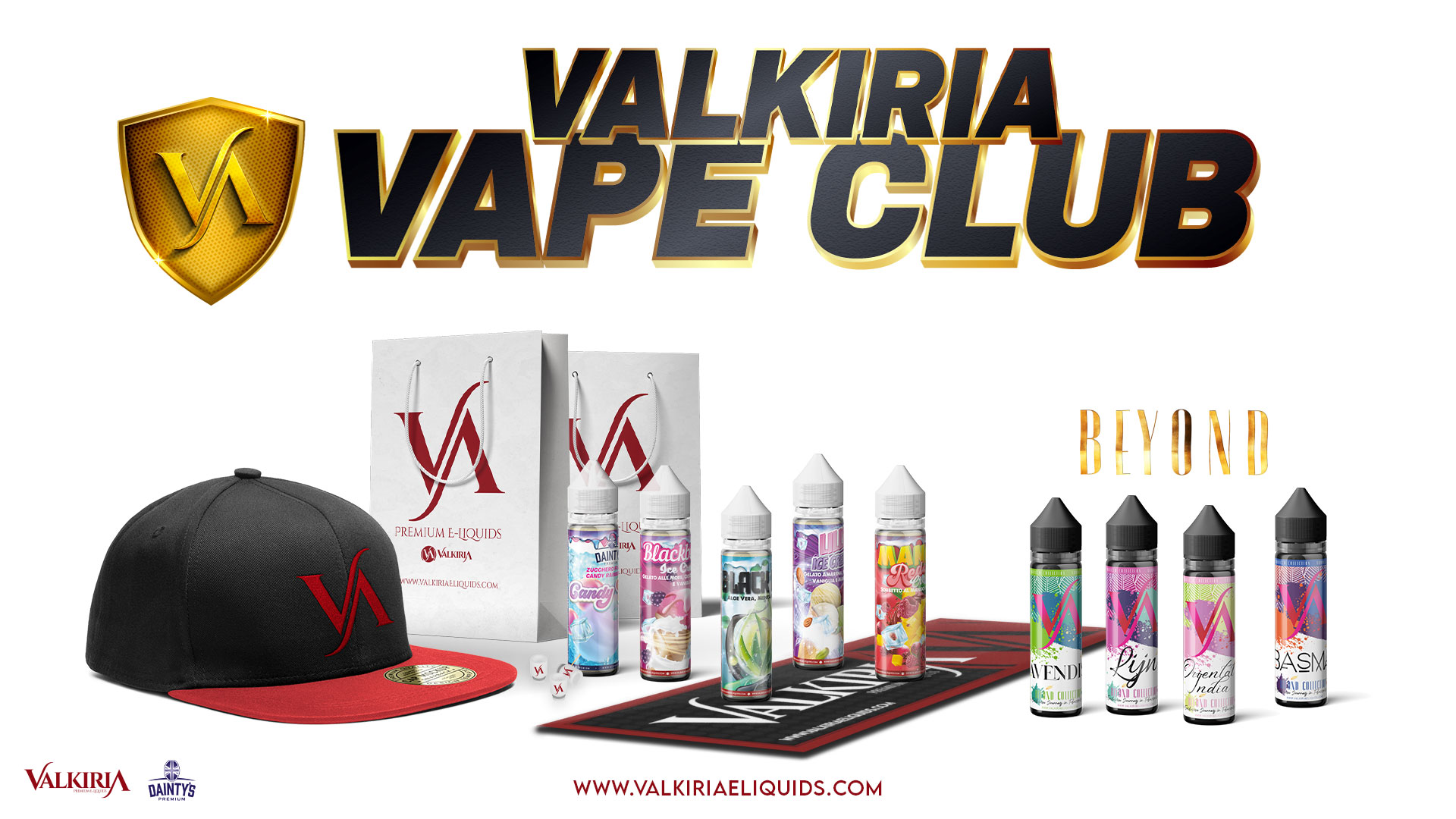 Vape Club Banner
