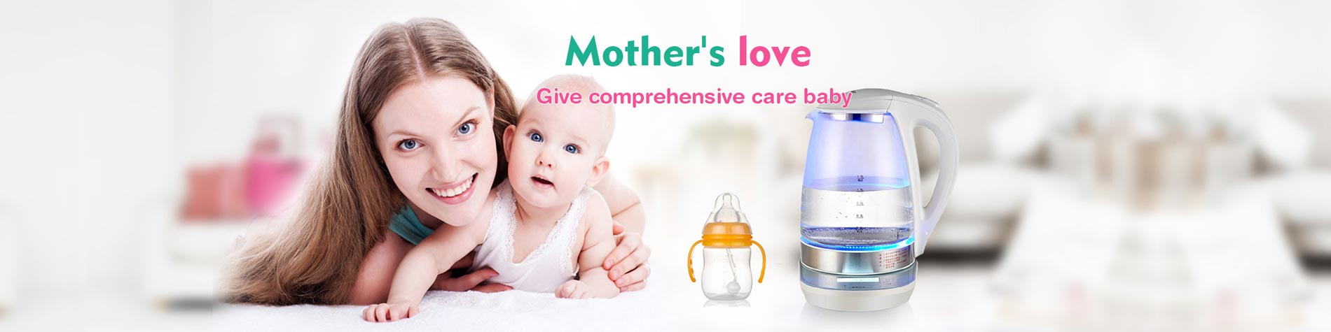Fastest - Baby & Kids - Main Area - Mother Love